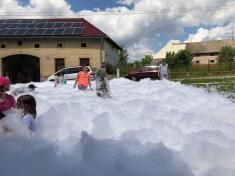 Den dětí v České Lhotě