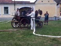 85. výročí SDH Česká Lhota