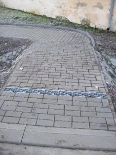 Oprava chodníku