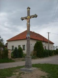 Oprava kříže