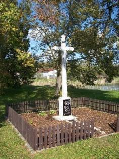 Oprava pomníku padlým v I. světové válce