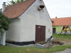 Oprava Kovárny a Hasičárny